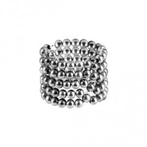 Pierścień erekcyjny stymulujący - Ultimate Stroker Beads