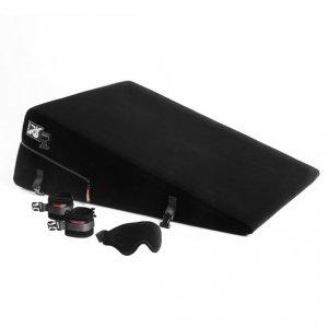 Liberator siedzisko do seksu ,kolor czarny - Black Label Ramp Black