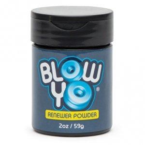 Puder odświeżający do masturbatora - BlowYo Refresh Powder