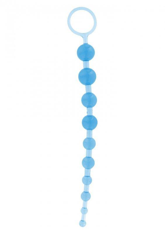 Plug/kulki-THAI TOY BEADS BLUE