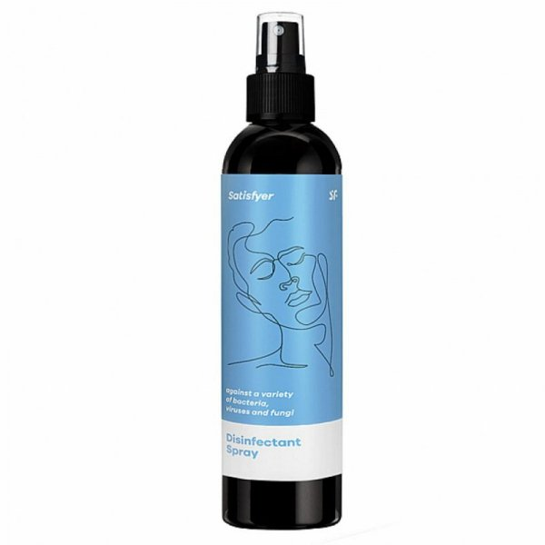 Spray dezynfekujący - Satisfyer Men Disinfectant Spray