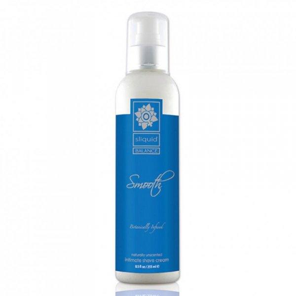 Krem do golenia - Sliquid Balance Smooth Unscented 255 ml