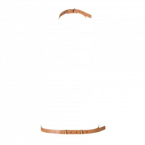 Uprząż - Bijoux Indiscrets Maze I Harness Brown