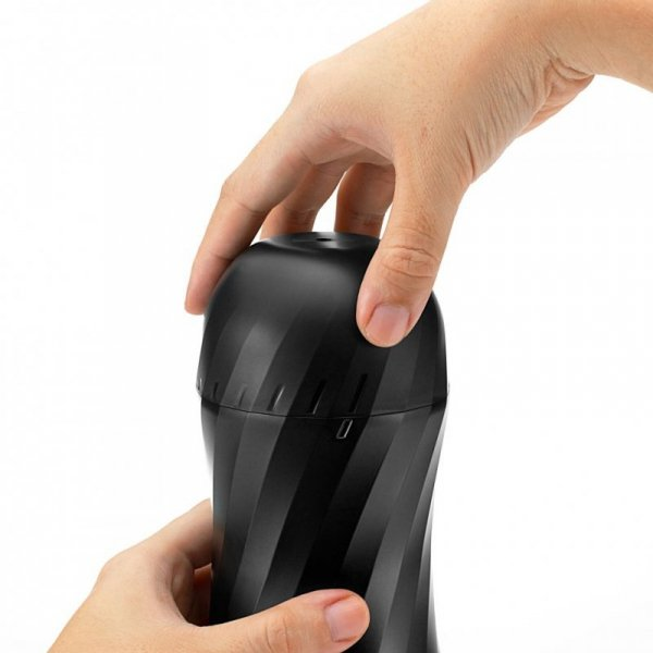 Masturbator - Tenga Air-Tech Twist Reusable Vacuum Cup Tickle