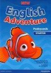 New English Adventure Starter. Podręcznik z płytą DVD