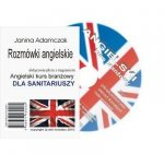 Angielski dla sanitariuszy. Słownictwo branżowe na CD MP3. English for Poles. The trade vocabulary: hospital orderlies