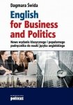 English for Business and Politics. Nowe wydanie