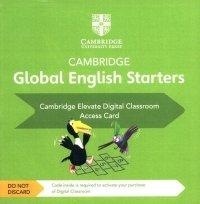 Cambridge Global English Starters Cambridge Elevate Digital Classroom (1 Year) Access Card