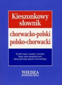 Kieszonkowy słownik chorwacko-polski, polsko-chorwacki