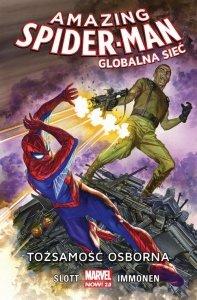 Amazing Spider Man Globalna sieć Tom 6 Tożsamość Osborna