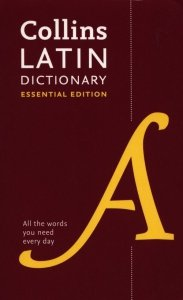 Collins Latin Dictionary Essential Edition