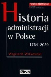 Historia administracji w Polsce 1764-2020