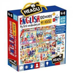 Angielski 100 słów - dom