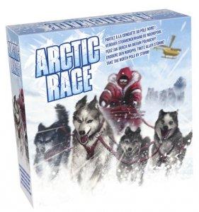 Gra planszowa Arktyczny wyścig (Arctic Race)