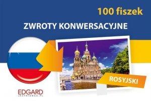 Rosyjski Zwroty konwersacyjne Fiszki 100