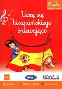 Uczę się hiszpańskiego śpiewająco 2 Książka nagrania