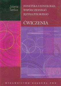 Fonetyka i fonologia współczesnego języka polskiego z płytą CD