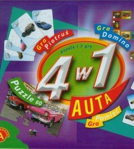 4 w 1 Auta