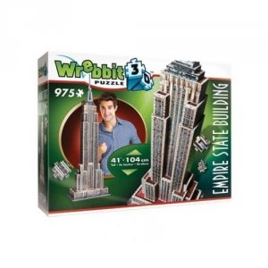Puzzle 3D Empire State Building 975