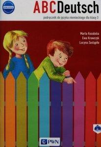 ABCDeutsch 3 Podręcznik + 2CD