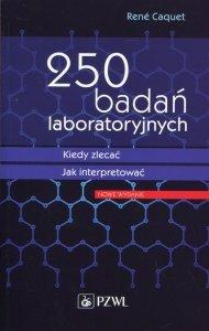 250 badań laboratoryjnych