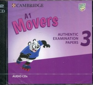 A1 Movers 3 Audio CD