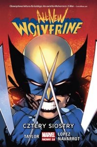 All-New Wolverine Cztery siostry