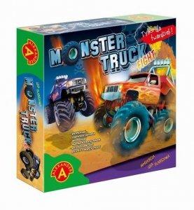 Monster Truck Fight Gra planszowa