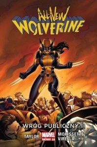 All-New Wolverine Wróg publiczny
