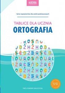 Ortografia. Tablice dla ucznia. eBook