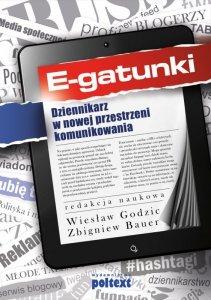 E-gatunki dziennikarskie