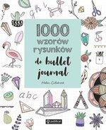 1000 wzorów rysunków do bullet journal