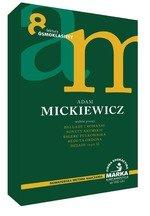 Adam Mickiewicz: wybór poezji. Lektury ósmoklasisty