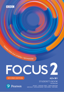 Focus Second Edition 2 Student's Book + kod (Digital Resources + Interactive eBook + MyEnglishLab)