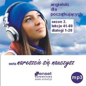 Angielski kurs dla początkujących na MP3. Kurs dla początkujących. Sezon 2