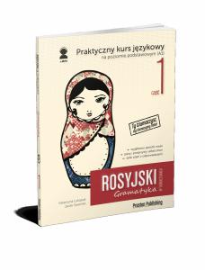 Rosyjski w tłumaczeniach 1 Gramatyka. Poziom podstawowy z nagraniami MP3