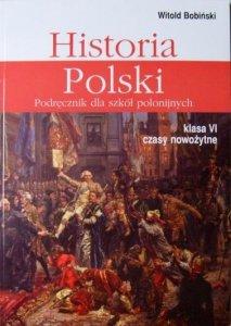 Historia Polski 6. Podręcznik dla szkół polonijnych. Klasa VI Czasy nowożytne