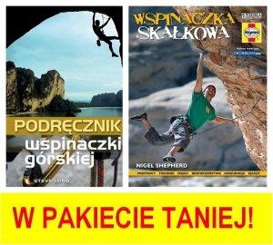 Pakiet dla pasjonatów wspinaczki: Wspinaczka skałkowa, Podręcznik wspinaczki górskiej