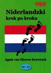 Niderlandzki krok po kroku z płytą CD. Kurs niderlandzkiego dla początkujących
