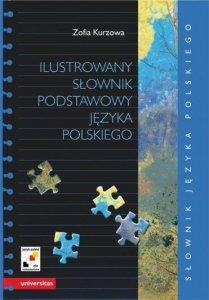 Ilustrowany słownik podstawowy języka polskiego wraz z indeksem pojęciowym wyrazów i ich znaczeń (OUTLET)