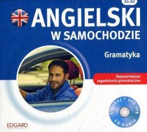 Angielski w samochodzie. Gramatyka A1-A2 (płyta audio CD)