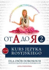 Kurs języka rosyjskiego dla osób dorosłych kontynuujących naukę na poziomie A2-B1 z nagraniami MP3