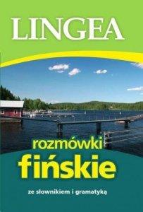 Rozmówki fińskie ze słownikiem i gramatyką