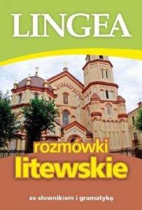 Rozmówki litewskie ze słownikiem i gramatyką