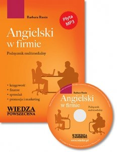 Angielski w firmie. Podręcznik multimedialny z płytą CD