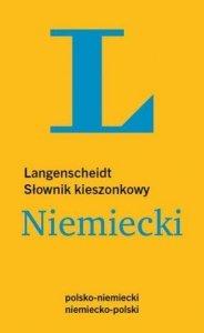 Kieszonkowy słownik polsko-niemiecki, niemiecko-polski Langenscheidt