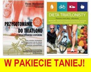 Pakiet dla triatlonistów: Dieta triatlonisty, Przygotowanie do triatlonu