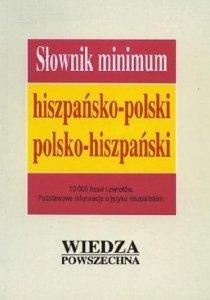Słownik minimum hiszpańsko-polski, polsko-hiszpański