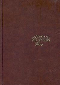 Uniwersalny słownik języka polskiego Tom 3