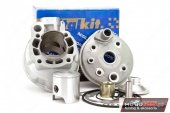 Cylinder kit ITALKIT dzielona głowica aluminium skok 42 mm 80 cm3 AM6